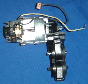 HOOVER V2 STEAMER MOTOR & GEAR HOUSING NLA