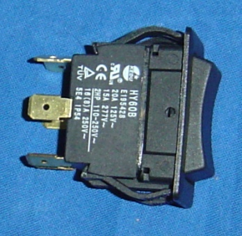 3 WAY ON OFF ROCKER SWITCH FOR SMALL RUG DOCTORS